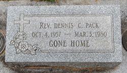 Rev Dennis C. Pack