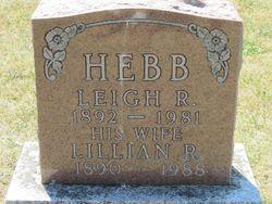 Leigh R. Hebb