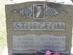 Ira Howard Sturgeon