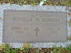 Novella M Sanders