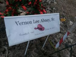 Vernon Abney, Sr