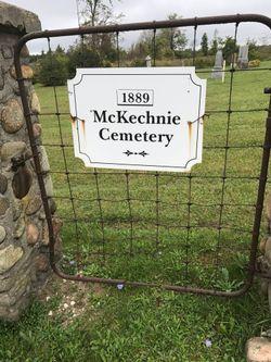 McKechnie Cemetery