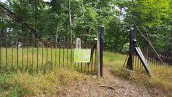 Wells Family Burial Plot