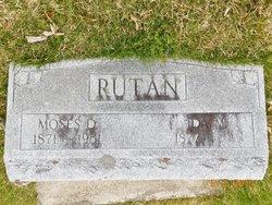 Ida M. <I>Rose</I> Rutan