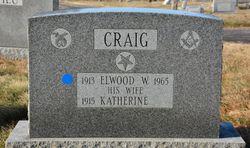 Elwood W. Craig