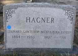 Leonard Gawthrop Hagner
