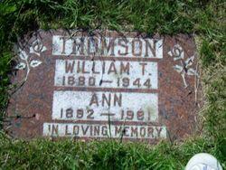 William Taylor Thomson