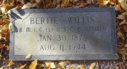 Bertie Tobe Willis