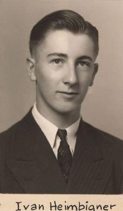 """Ivan Glenwood """"Butch"""" Heimbigner"""