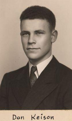 Donald Richard Keison