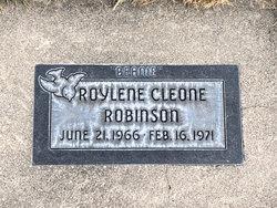 Roylene Cleone Robinson