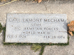 Carl Lamont Mecham
