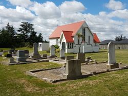 St George's Anglican Church and Cemetery