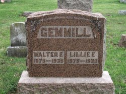 Lillie E. <I>Wilhelm</I> Gemmill