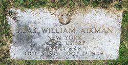 Silas William Aikman