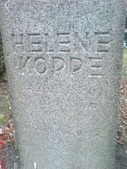 Helene Koppe