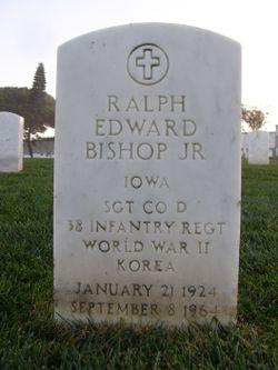 Ralph Edward Bishop, Jr