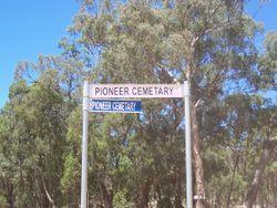 Barkly Pioneer Cemetery