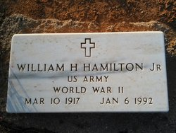 William Wayne Hamilton, Jr