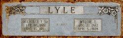 Wallace Eugene Lyle, Sr