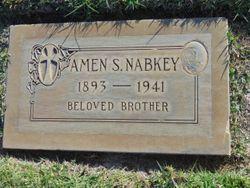 Amen S. Nabkey
