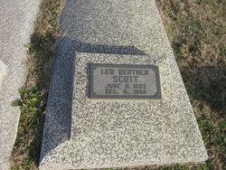 Leo Bertner Scott (1883-1965) - Find A Grave Memorial
