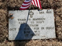 Thad Harold Harden