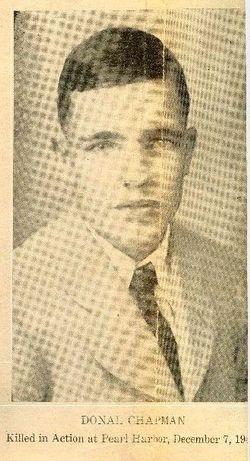 Donal Vance Chapman