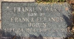 Franklin Ward Ogden