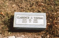 Clarence Tisdale