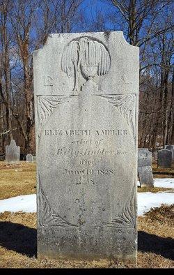 Elizabeth <I>Camp</I> Ambler