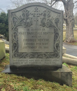 Mary Barksdale