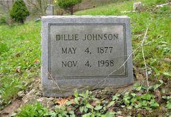 """William """"Billie"""" Johnson"""
