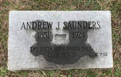 Andrew Jackson Saunders