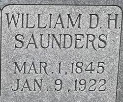 William David Harris Saunders