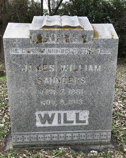 "James William ""Will"" Saunders"