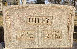 Maude Ruth <I>Erickson</I> Utley