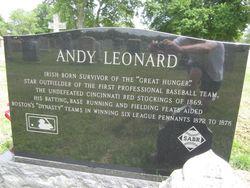 "Andrew Jackson ""Andy"" Leonard"