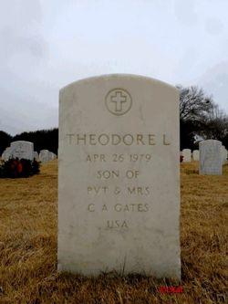 Theodore L Gates