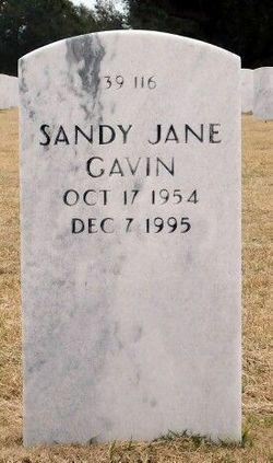 Sandy Jane Gavin