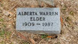 Alberta Elder