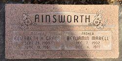 Benjamin Marell Ainsworth