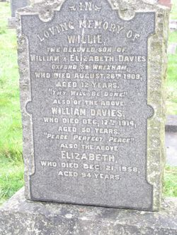 "William ""Willie"" Davies"