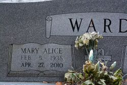 Mary Alice Ward