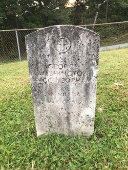 Pvt George Washington Higginbotham, Jr