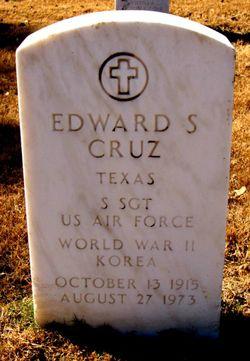 Edward S Cruz