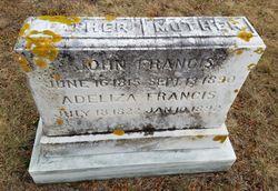 Adeliza <I>Eastman</I> Francis