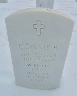 Connie Rose <I>Williams</I> Fenton
