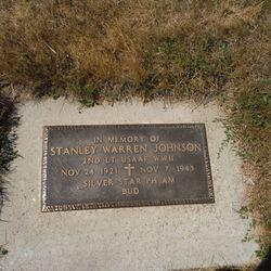 Stanley Warren Johnson