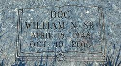 "William Nickles ""Doc"" Cauley, Sr"